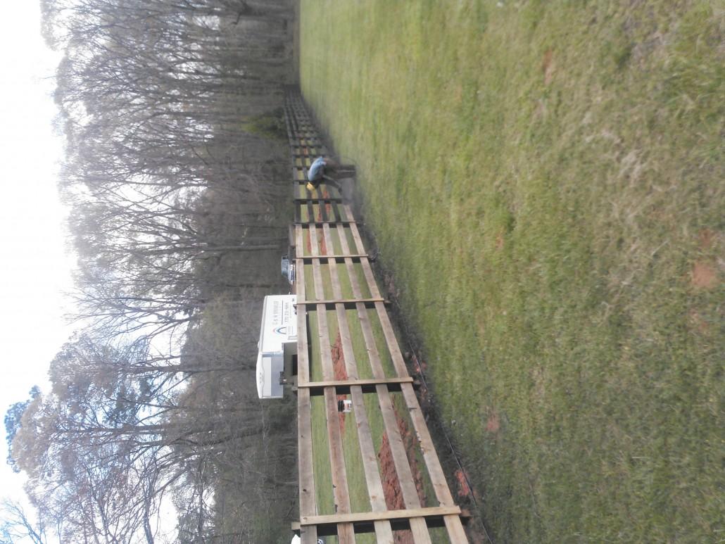 Residential Fences Farm Amp Rail Mcintyre Fencing