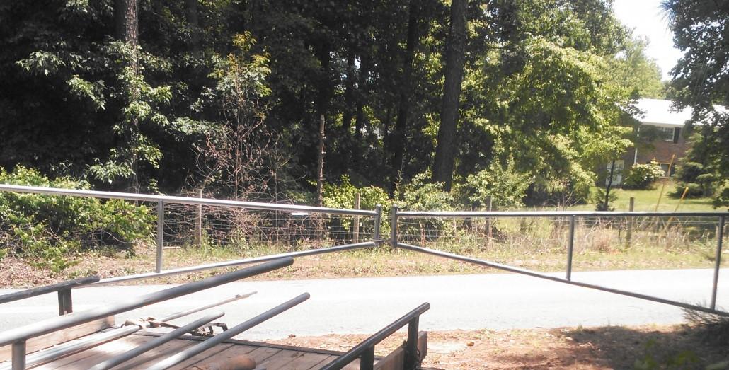 Commercial Fences Barrier Gates Mcintyre Fencing