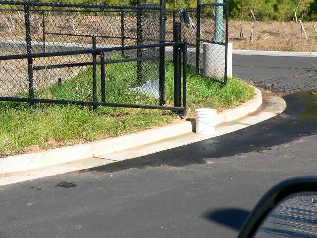 Commercial Fences - Barrier Gates   McIntyre Fencing