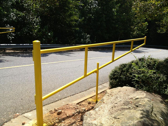 Commercial Fences Barrier Gates Mcintyre Fencing