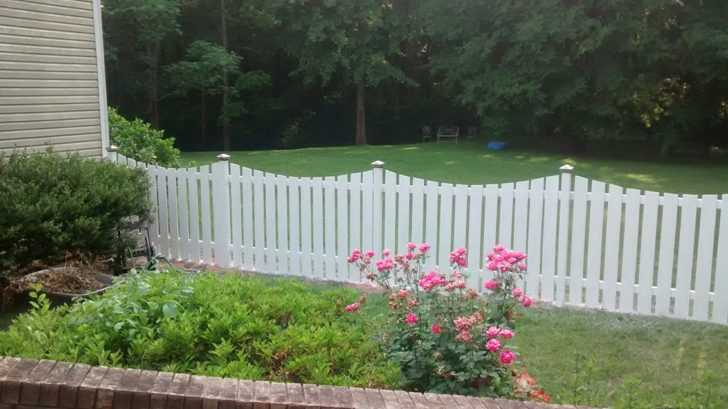 Residential Fences Wood Mcintyre Fencing