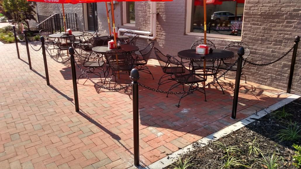Commercial Fences Handrails Mcintyre Fencing