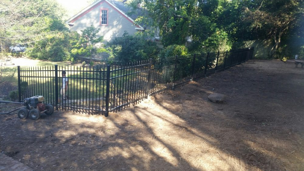 The Choice Of Fencing Must Never Be Undertaken Lightly, For Serious  Consideration Must Be Given To Its Appearance And Construction.