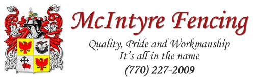 McIntyre Fencing